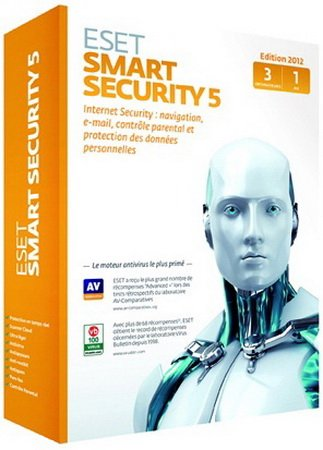 ESET NOD32 Smart Security 5.0.95.0 Final